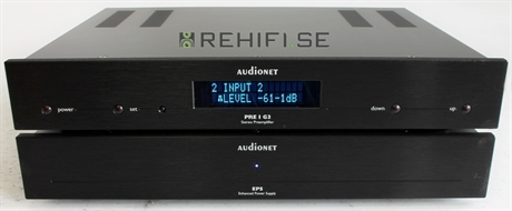 Audionet PRE 1 G3 + EPS