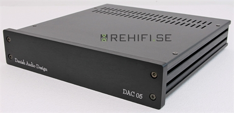 Danish Audio Design DAC 05