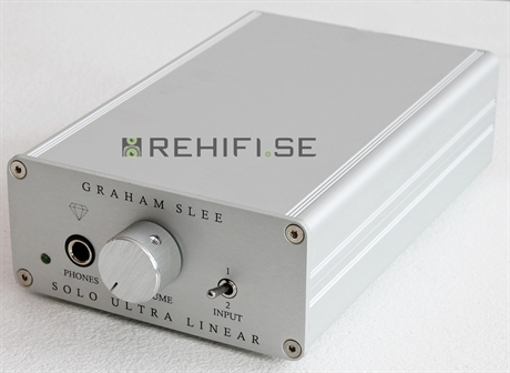 Graham Slee Solo Ultra Linear Diamond Edition
