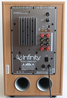 infinity primus ps-8
