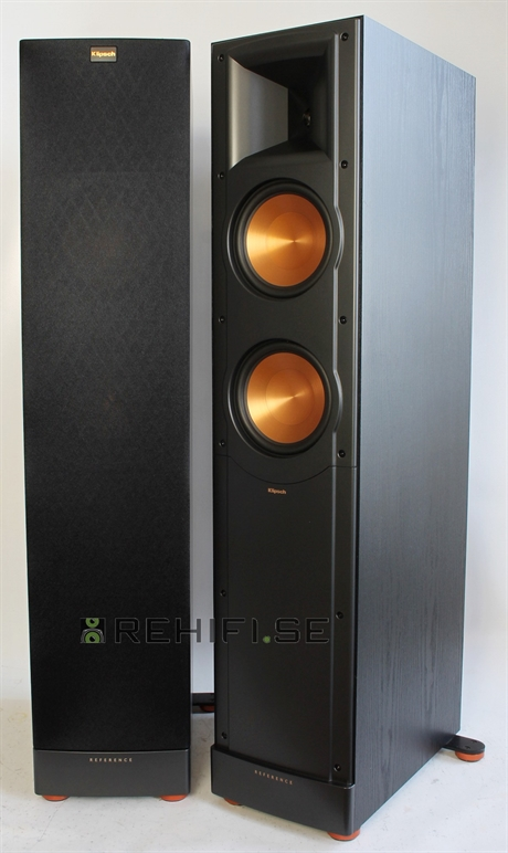 klipsch rf 62 ii begagnade golvh gtalare fr n rehifi. Black Bedroom Furniture Sets. Home Design Ideas