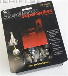 "Soundcare SuperSpikes, Spike 3 (1/4"")"