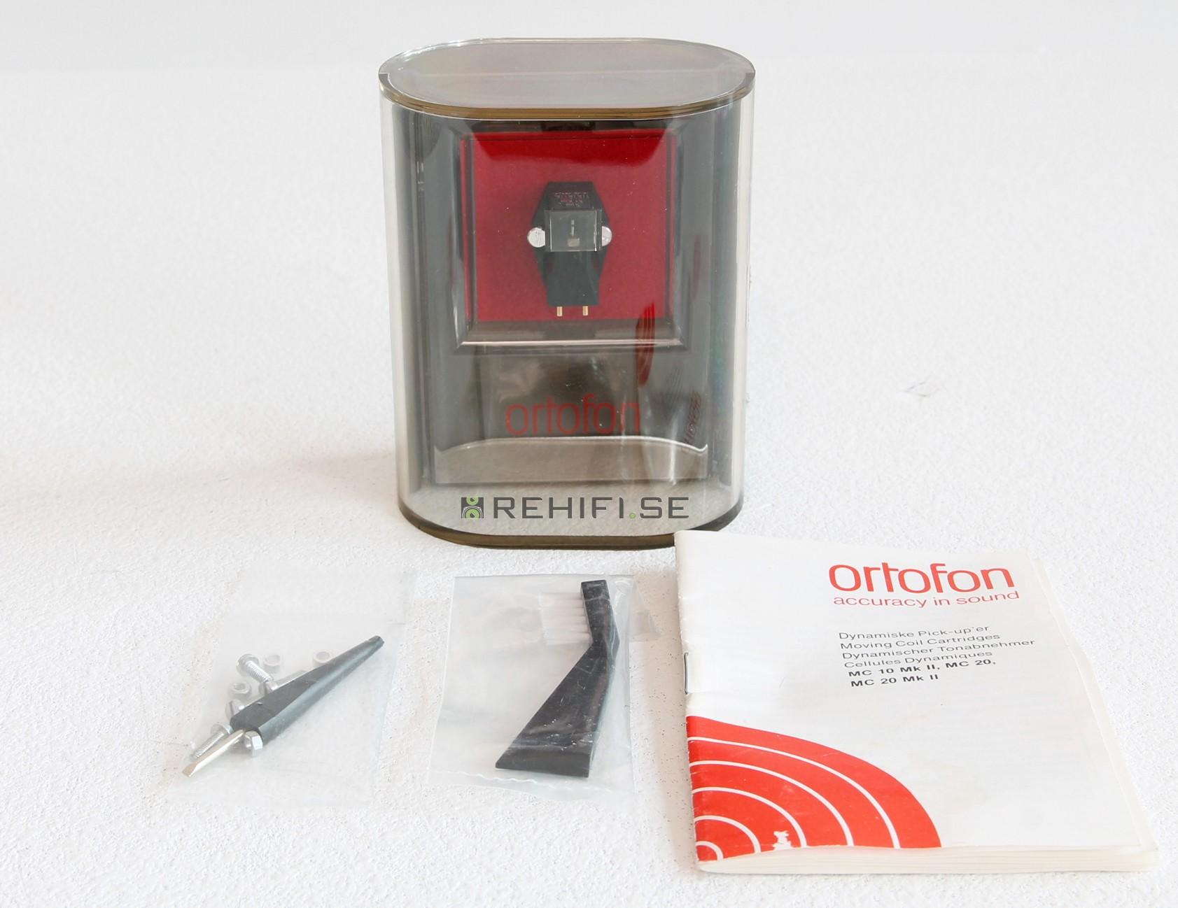 Ortofon MC10 Super Phono Cartridge Tonearm Turntable Part